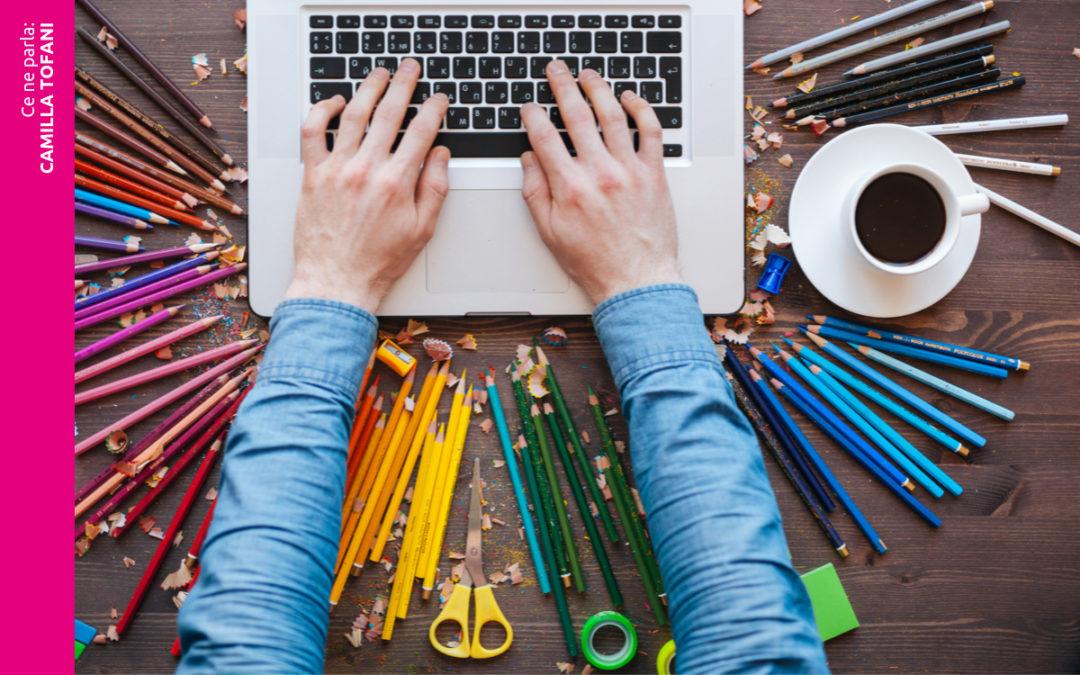 Brochure soluzione ICT: digitale VS cartacea