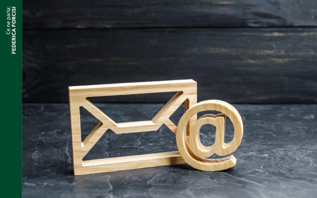 Estensione di un'e-mail: i parametri favorevoli per l'ICT