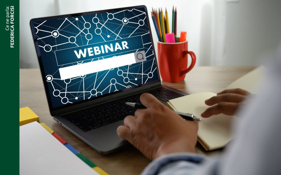 Webinar per promuovere una soluzione ICT:  3 motivi per organizzarlo