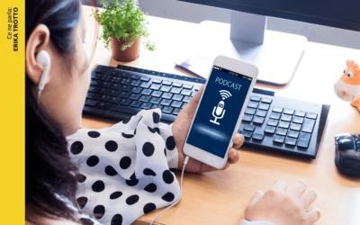 Podcast nell'ICT: al passo con i tempi